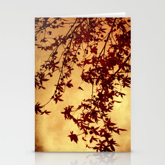 autumn XVI Stationery Cards