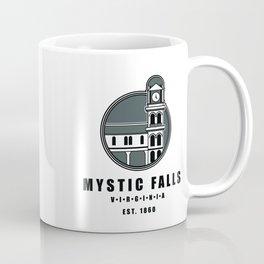 Mystic Falls Tourism Logo Coffee Mug