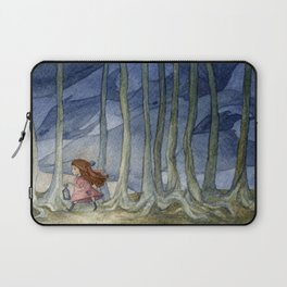While You Were Asleep Laptop Sleeve