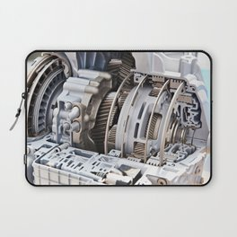 Gears automatic transmission Laptop Sleeve
