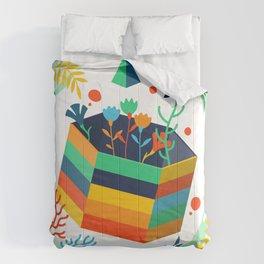 Found Box Comforters