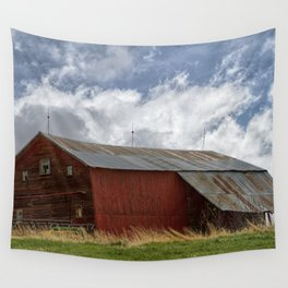 Time Passes By Wall Tapestry