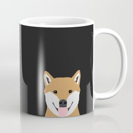 Indiana - Shiba Inu gift design for dog lovers and dog people Coffee Mug