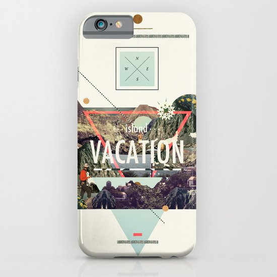 island Vacation iPhone & iPod Case