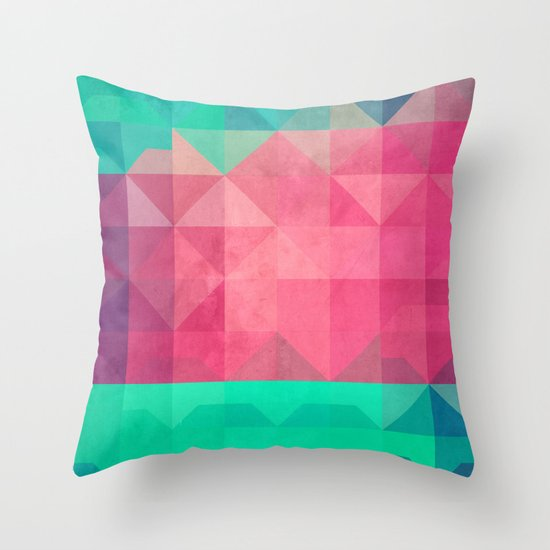 xonyx Throw Pillow