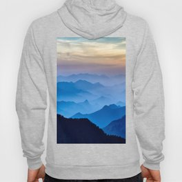 Mountains 11 Hoody
