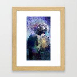 Song for Cedars Framed Art Print