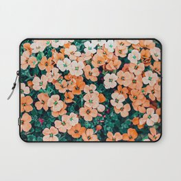 Floral Bliss #photography #nature Laptop Sleeve