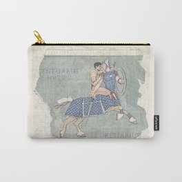 Centaurus and Retiarius Carry-All Pouch