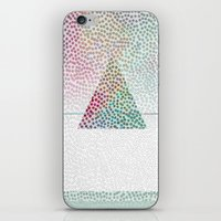 confetti iPhone & iPod Skins featuring CONFETTI by Kath Korth
