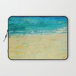 Get to the Beach! Laptop Sleeve