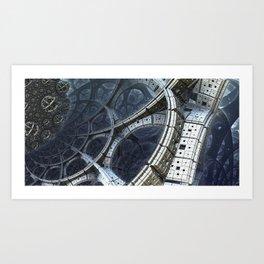 Azarium 67 Art Print