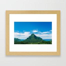 The Land #1  Framed Art Print