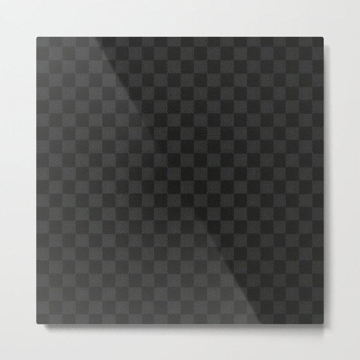 LV - LV pattern Metal Print