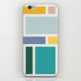 Abstract Art XVIII iPhone Skin