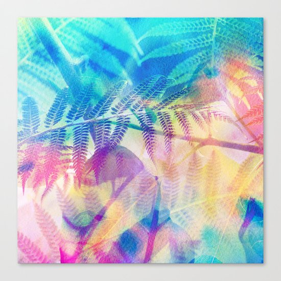 Spring is in the Air 14 Canvas Print