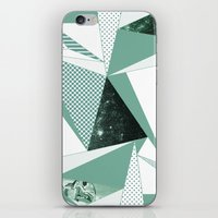 trip iPhone & iPod Skins featuring trip by .eg.