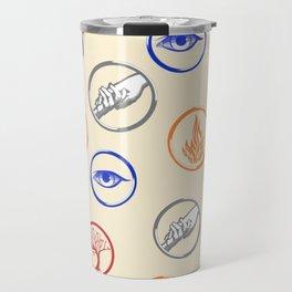 The factions Travel Mug