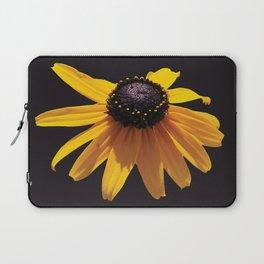Rudbeckia Dark Laptop Sleeve