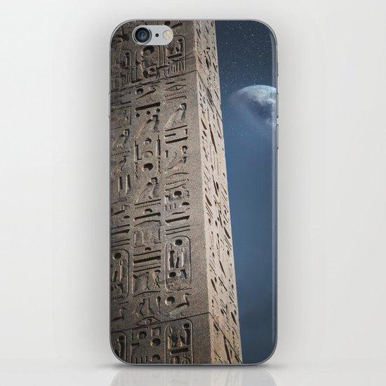 Egyptian Moon iPhone & iPod Skin