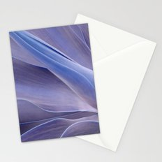 Shades of Lilac Agave Attenuata  Stationery Cards