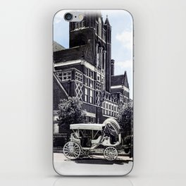 Historic Bardstown Carriage iPhone Skin