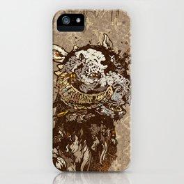 Loui Vui-Taun Taun iPhone Case