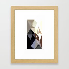 Watercircle Framed Art Print
