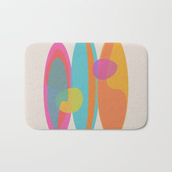 Surf 3 Bath Mat