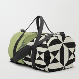 Parrot Checkers Duffle Bag