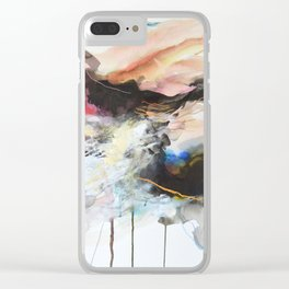 The Fear... Clear iPhone Case