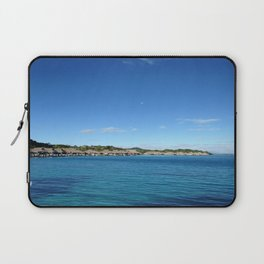 Bora Bora Hilton NUI Bungalows Laptop Sleeve