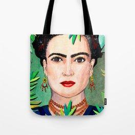 Viva la vida - Frida Tote Bag