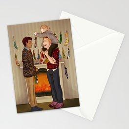 Shingeki No Christmas - Reibertani Stationery Cards
