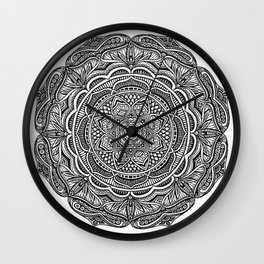 Dedication to Lucy Wall Clock