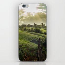 Strzelecki Station #1 iPhone Skin