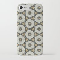 yellow pattern iPhone & iPod Cases featuring yellow by HeidiVaught