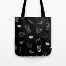 Coffee and Cupcakes Tote Bag
