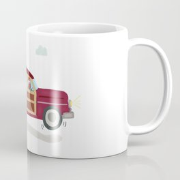 Family Trip Coffee Mug