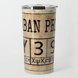 Azkaban Prison Travel Mug