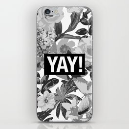 YAY iPhone Skin