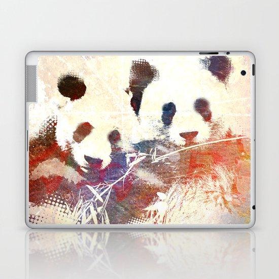 A.melanoleuca Laptop & iPad Skin