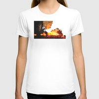 river song T-shirts featuring Find River Song by Nero749