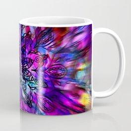 artistic mandala b Coffee Mug