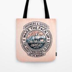 the awaken sheep (variant 2) Tote Bag