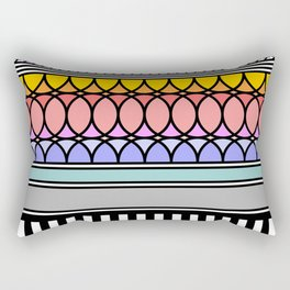 Abstract composition Rectangular Pillow