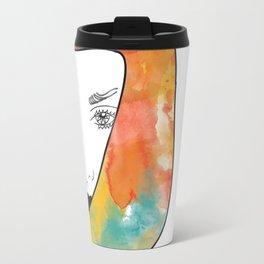face I Travel Mug