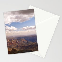 View from the North Rim Stationery Cards