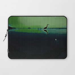 Marsh in Spring Laptop Sleeve