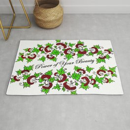 Kalina - Power of Your Beauty - Guelder Rose Rug